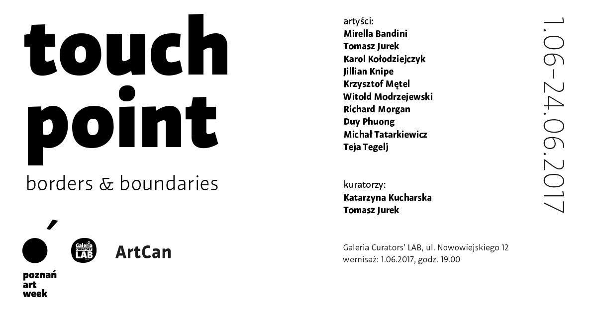 ArtCan: touch point